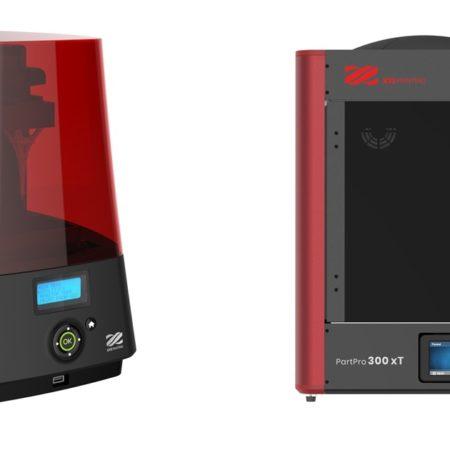 XYZ社製産業用3Dプリンター