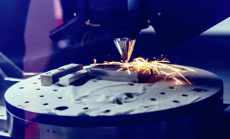 金属3Dプリンターイメージ