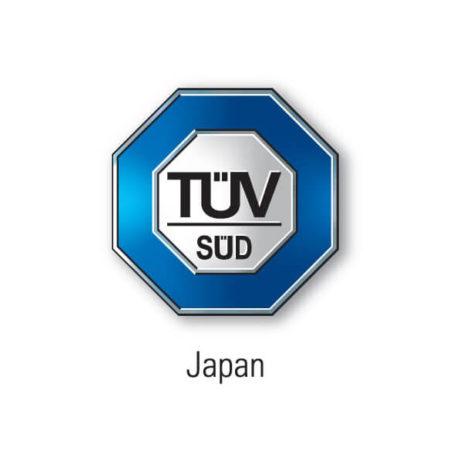 テュフズードジャパンロゴ