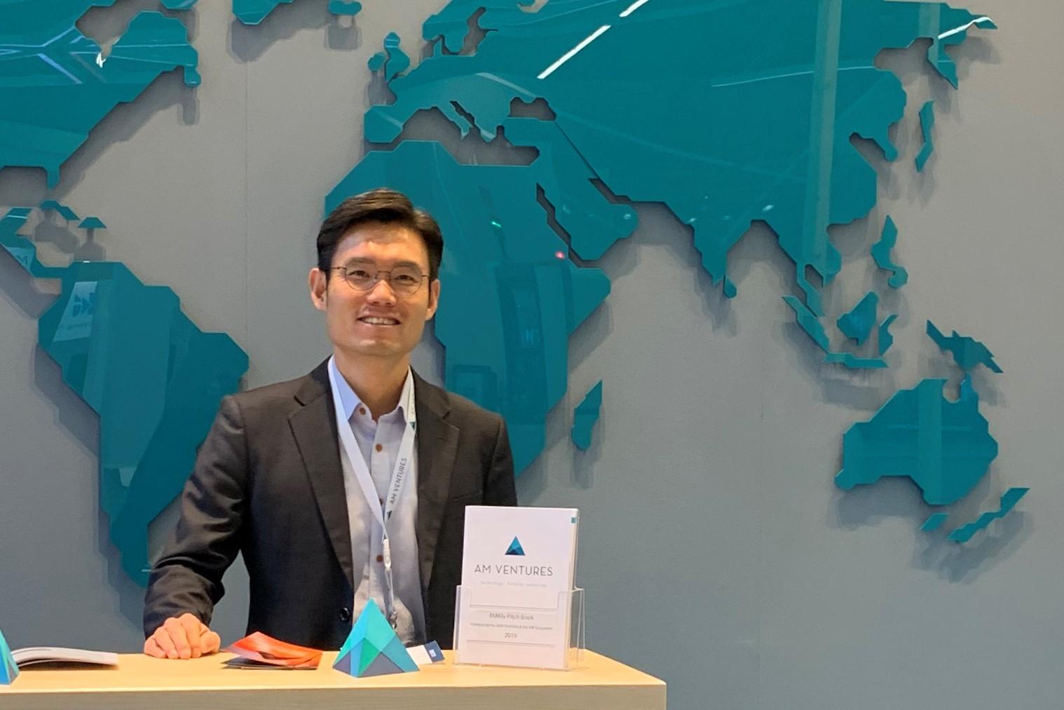 Lee, Simon (Sangmin), AM Ventures アジア地域局長