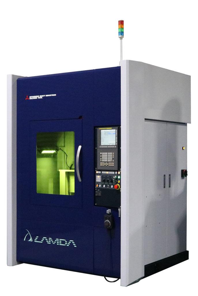 パウダDED方式金属3Dプリンタ機「LAMDA200」