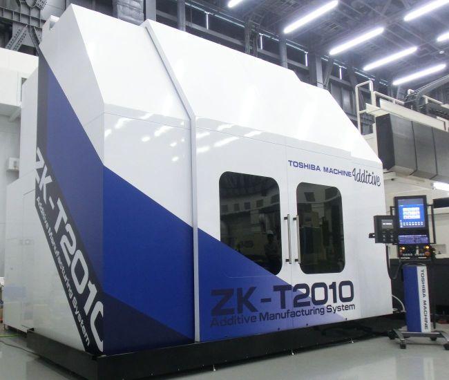 芝浦機械「ZKシリーズ」ZK-T2010