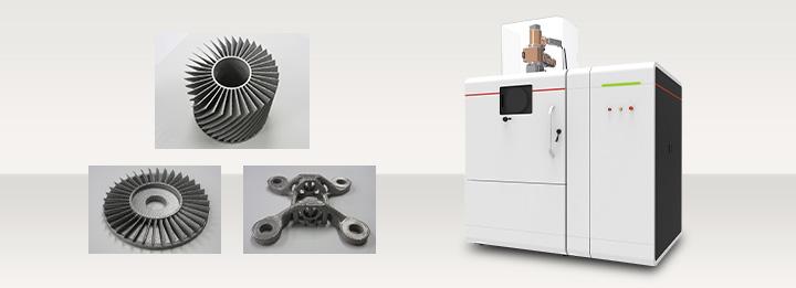 多田電機社製電子ビーム金属3Dプリンター「EZ300」