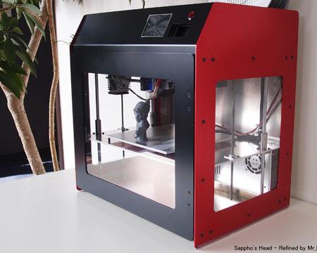 Qholia 3Dプリンター