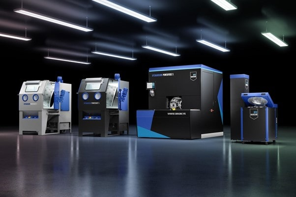 DyeMansionの3Dプリンティングシステム
