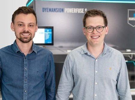 DyeMansion創業者、Felix Ewald氏とPhilipp Kramer氏