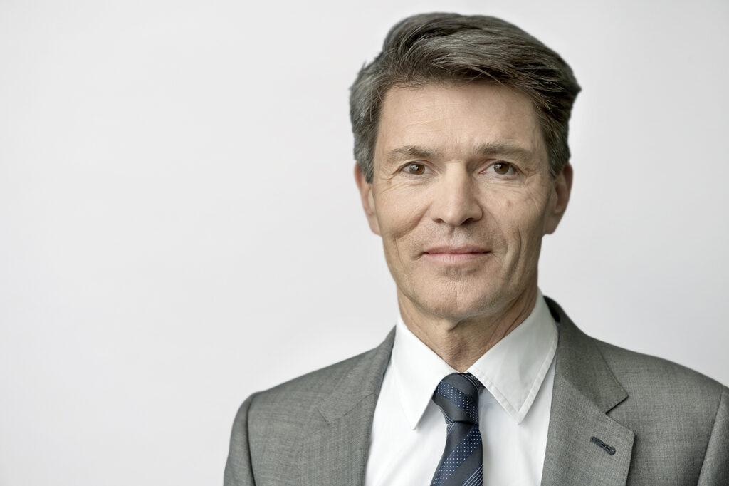 KGAL社 チーフ・インベストメント・オフィサー Dr. Klaus Wolf
